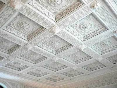Ornamental Ceilings