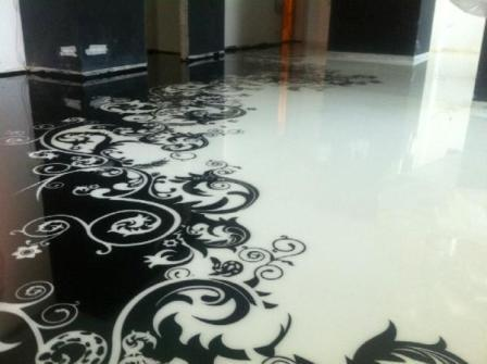 Epoxy flooring in dubai 3d floors at low prices for Epoxy boden 3d