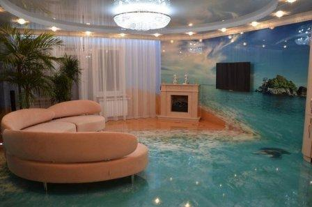 Epoxy Flooring In Dubai D Floors At Low Prices - 3d acrylic floors