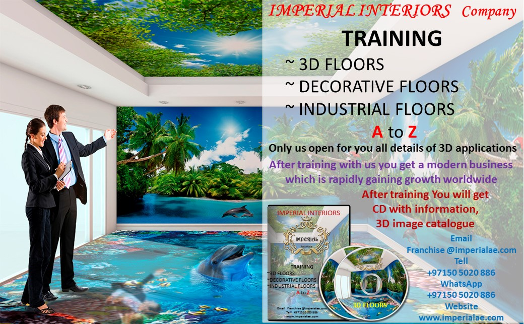 3d floor training