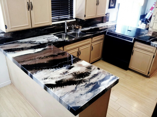 3d epoxy table top. Black Bedroom Furniture Sets. Home Design Ideas