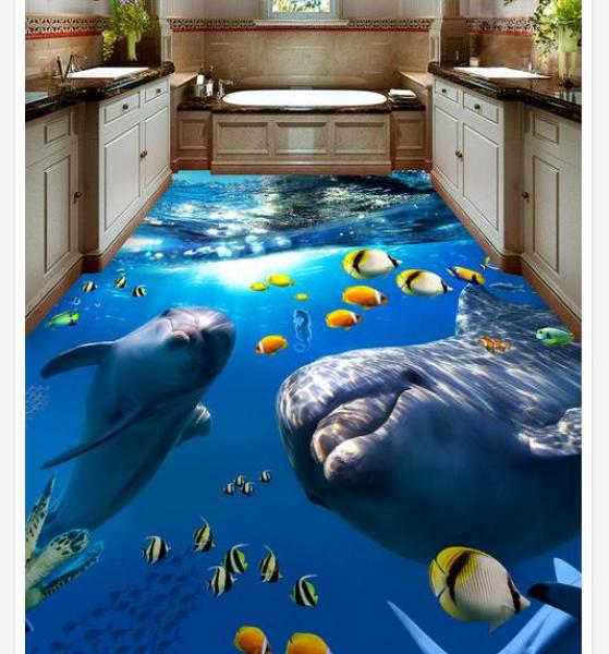 3d epoxy floors 8. Black Bedroom Furniture Sets. Home Design Ideas